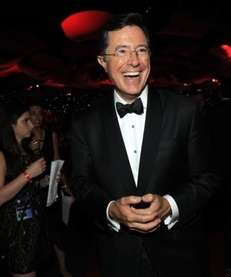 Stephen Colbert at the 64th Primetime Emmy Awards