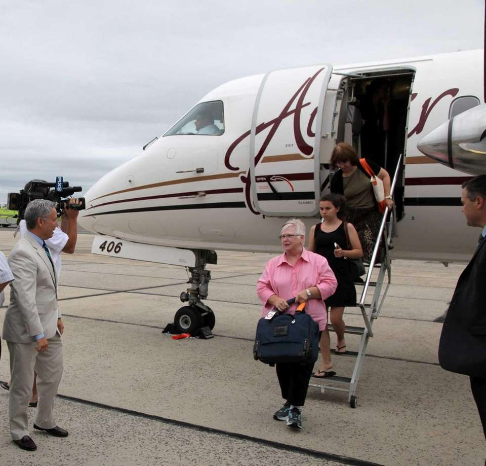 Commuter airline PenAir on May 20, 2014, said