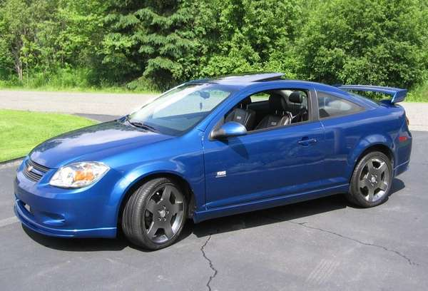 The Chevrolet Cobalt (2005-2007) is among 2.2 million
