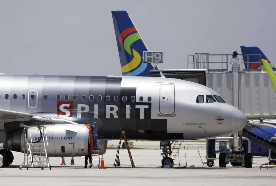 Another low-cost carrier, Spirit Airlines, cut its service
