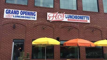 Flo's Luncheonette, a spinoff of the original Blue
