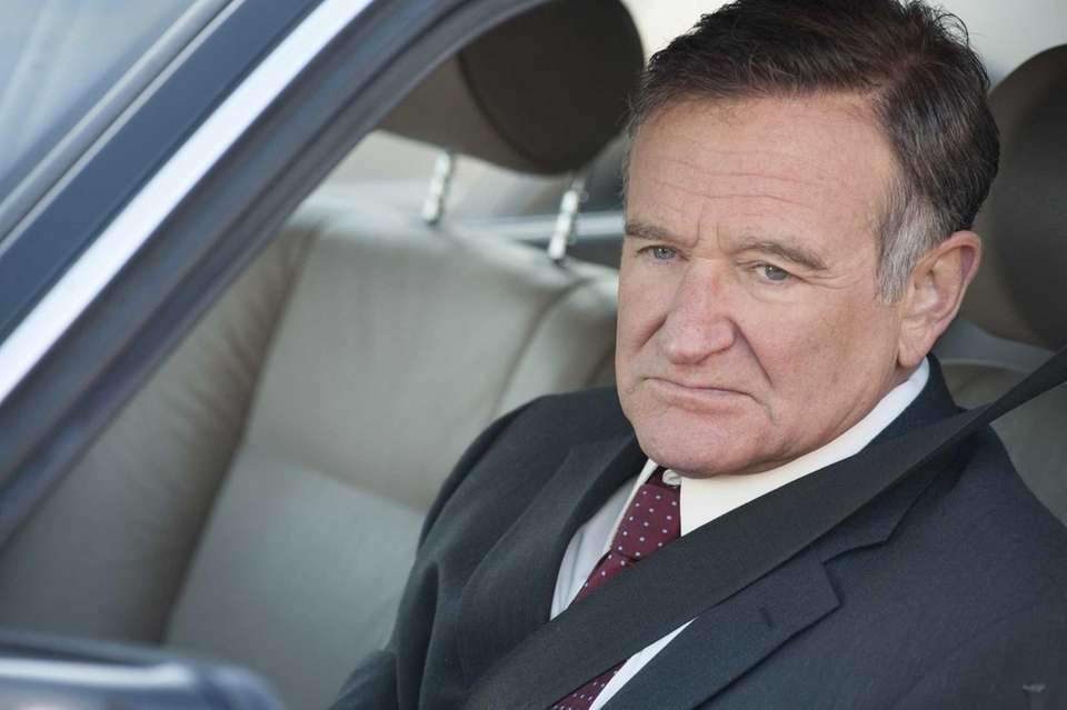 Robin Williams stars as Henry Altmann in 2014's