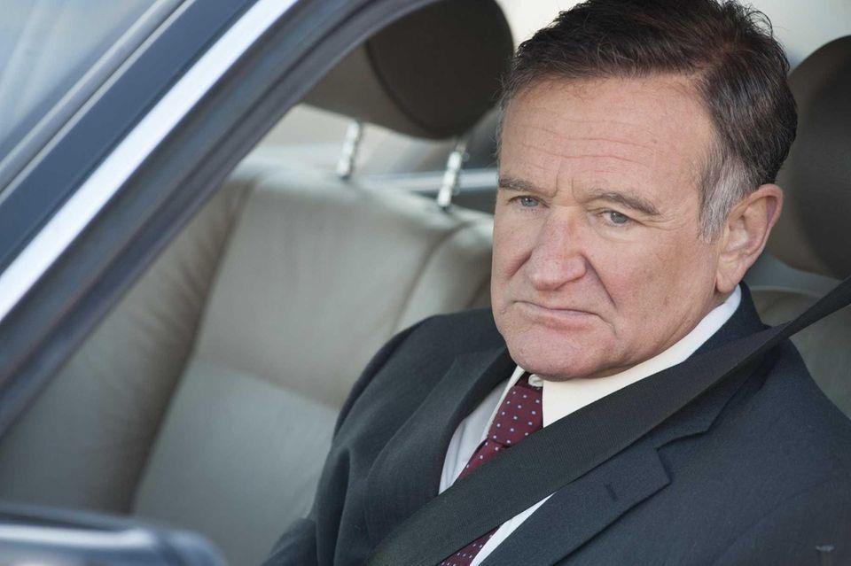 Robin Williams stars as Henry Altmann in 2014's