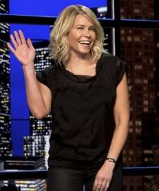Chelsea Handler will leave her late-night talk show