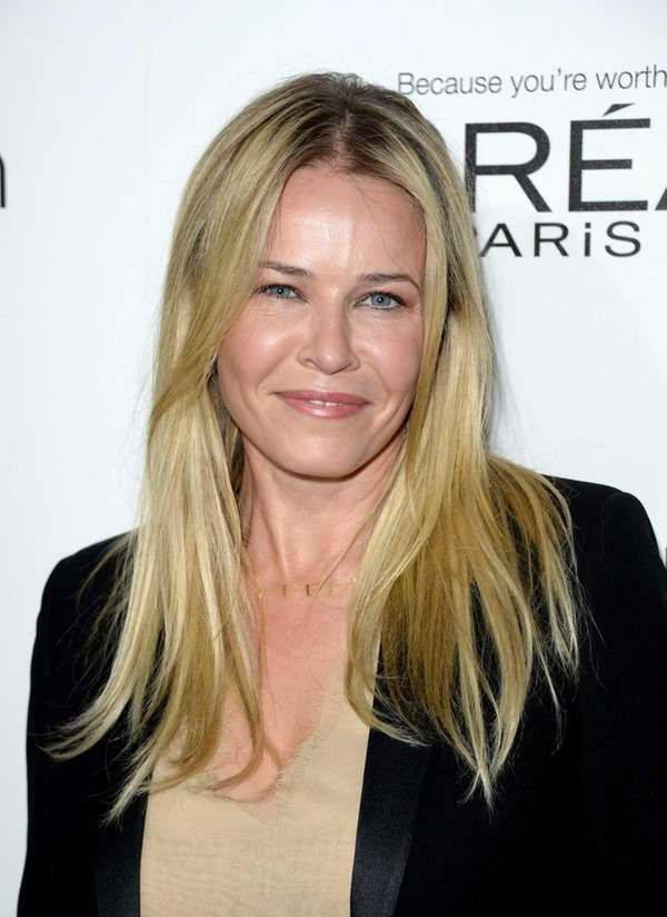 Chelsea Handler attends ELLE's 20th Annual Women In