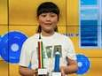 Audrey Zhang of Levittown was named the Google