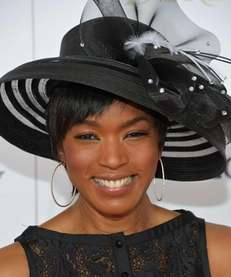 Actress Angela Bassett