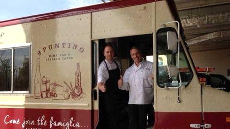 The Spuntino Wine Bar and Italian Tapas food