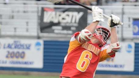 Chaminade's Carney Mahon shoots on goal during the