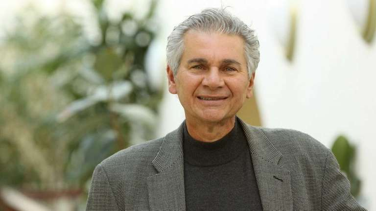 Glen Cove Mayor Reginald Spinello, shown on Nov.