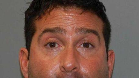 Richard J. DeRosa, 41, of Bellmore, was arrested