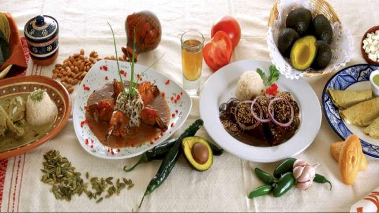 Azueljos FIne Mexican Cuisine is new to Smithtown.