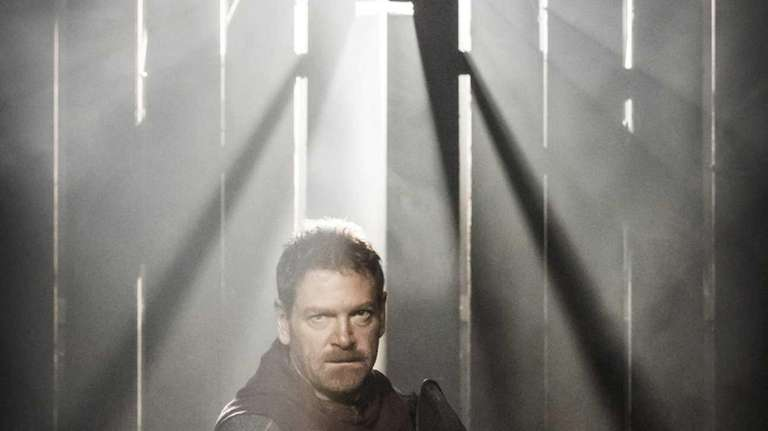 Kenneth Branagh plays the title character in