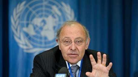 Claudio Grossman, Chairperson of the Committee against Torture,