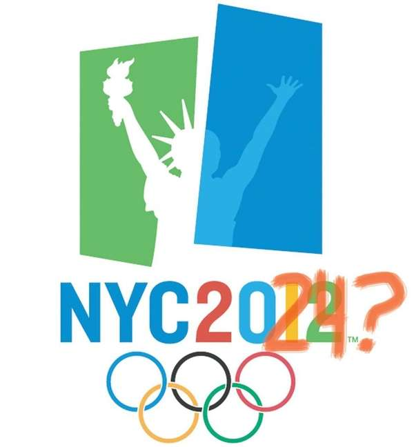 New York Olympics bid.