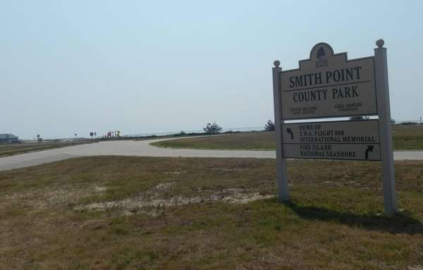 Smith Point County Park in Shirley. (June 28,