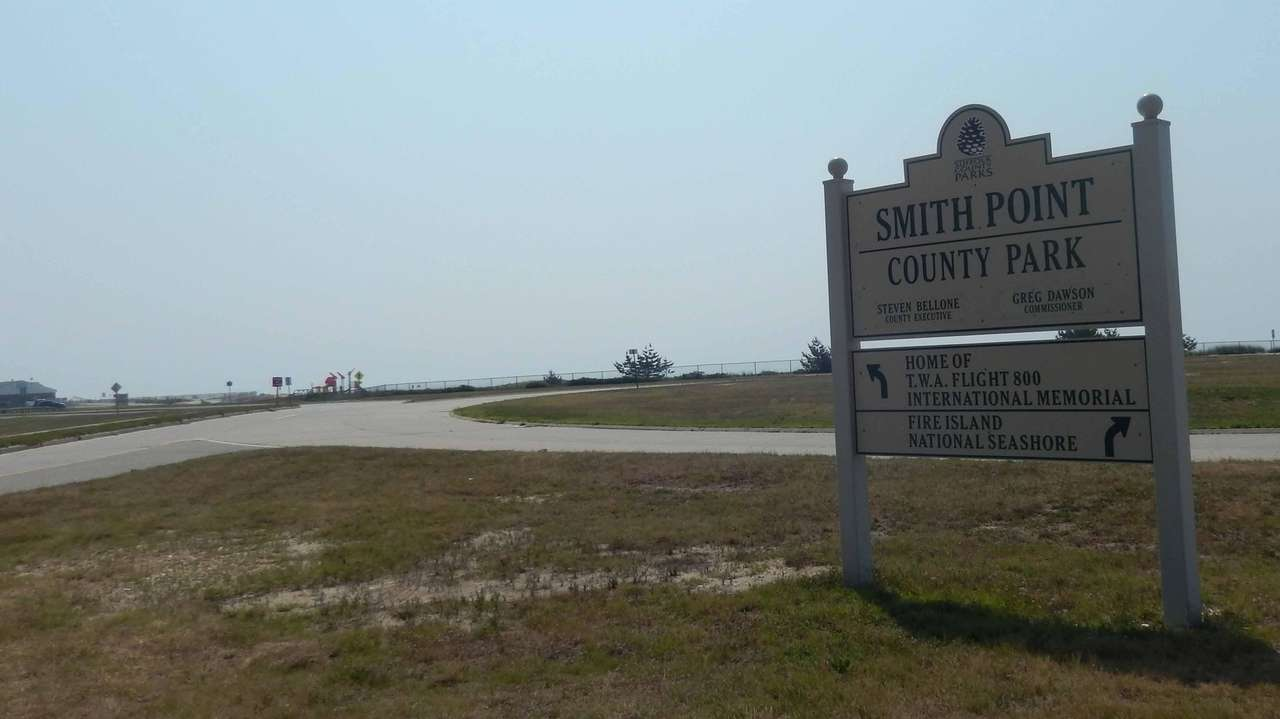 Used Cars Long Island >> Smith Point County Park outer beach open to cars after ...