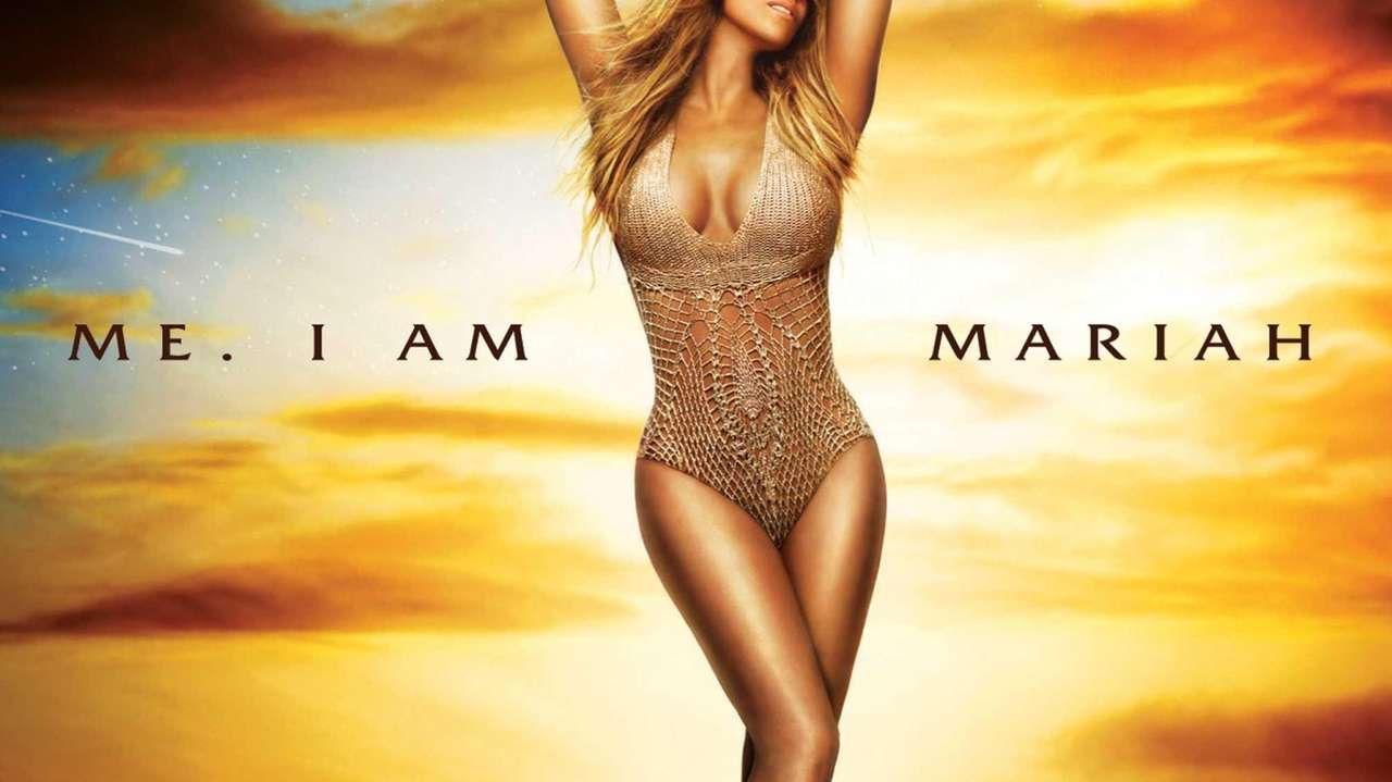 Carey nails it with 'Me. I am Mariah'