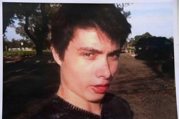 An undated photo of murder suspect Elliot Rodger