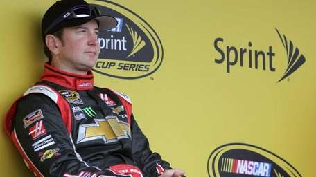Kurt Busch, driver of the #41 Haas Automation