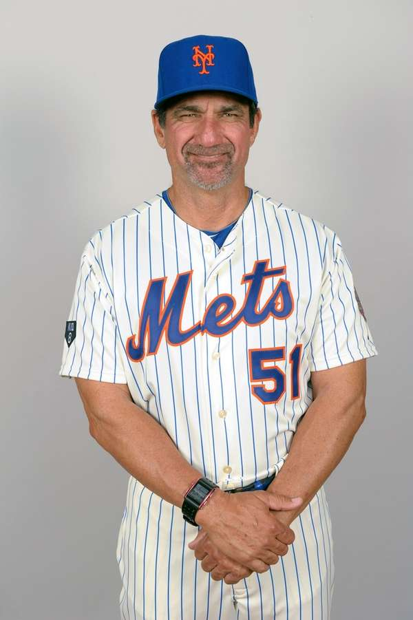 The Mets fired hitting coach Dave Hudgens on