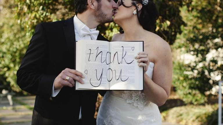Nicole Galante and Adam King wed on April