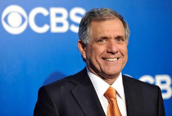 2. Leslie Moonves, CBS, $65.6 million, up 9