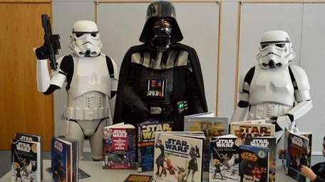 A handful of members from New York's 501st