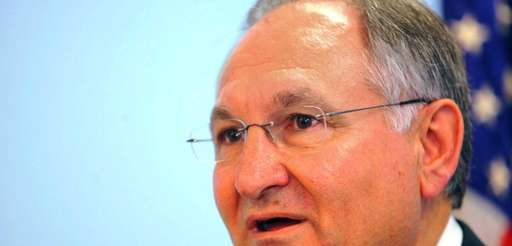 Nassau County Comptroller George Maragos on June 12,