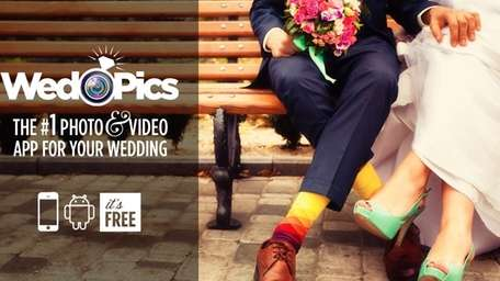 WedPics is a private photo and video social