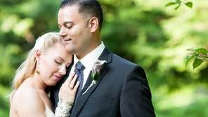 Shea Ketti and Alexander Amiruddin were married on