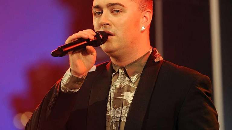 Sam Smith performs at Radio 1's Big Weekend