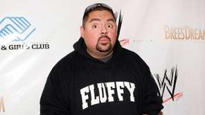 "Gabriel ""Fluffy"" Iglesias takes the stage at the"