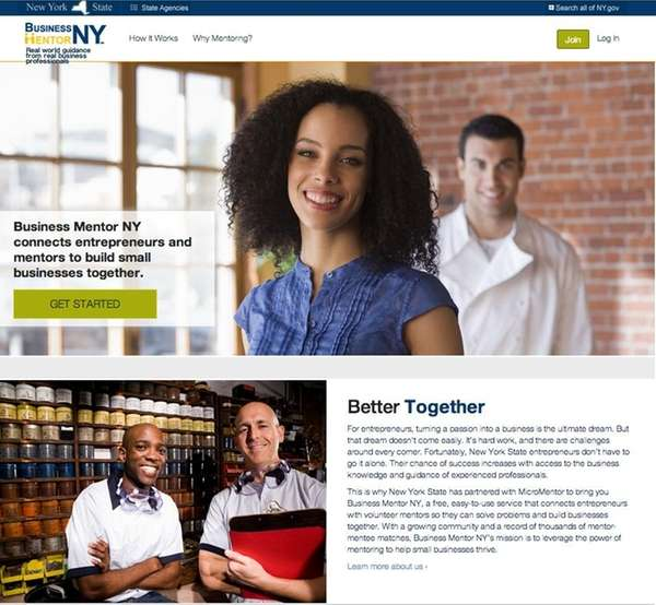 The New York State's new small business mentoring
