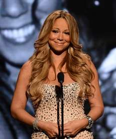 Singer Mariah Carey was born in Huntington and