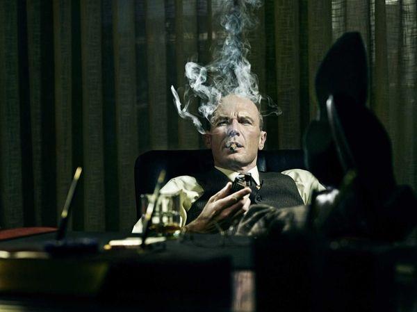 """Toby Huss as John Bosworth in AMC's """"Halt"""