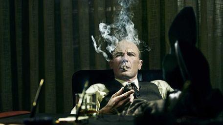 Toby Huss as John Bosworth in AMC's