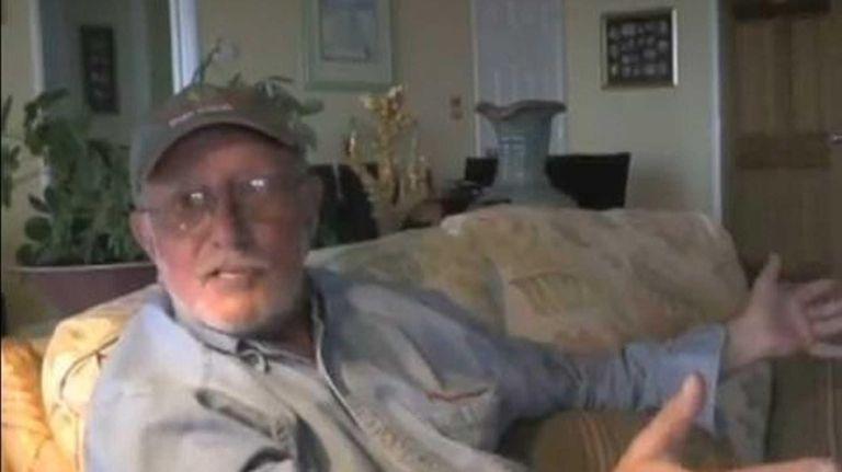 Retired radio personality Dave Herman.