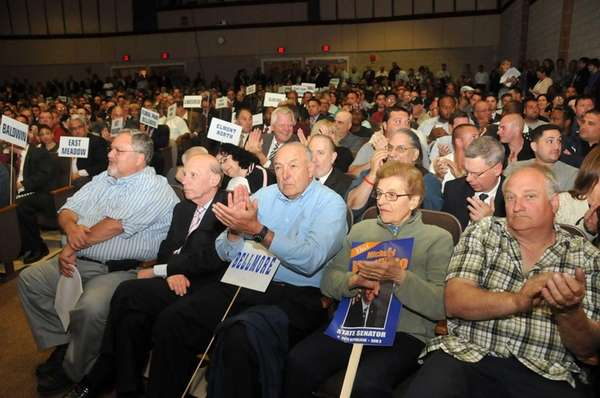 The Nassau GOP held its nominating convention at