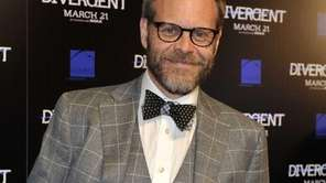 "Food Network host Alton Brown attends the ""Divergent"""