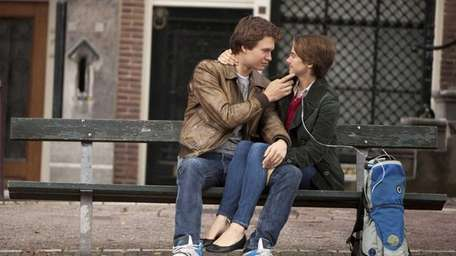 John Green's best-selling young-adult novel