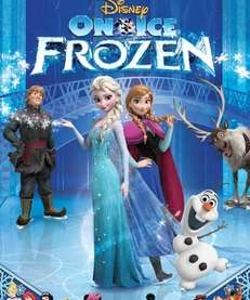 """Disney on Ice Frozen"" will be coming to"