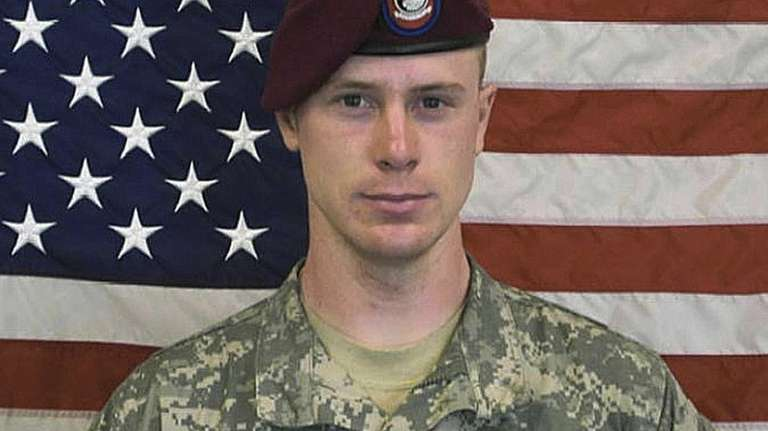 Sgt. Bowe Bergdahl in an undated image. Bergdahl,