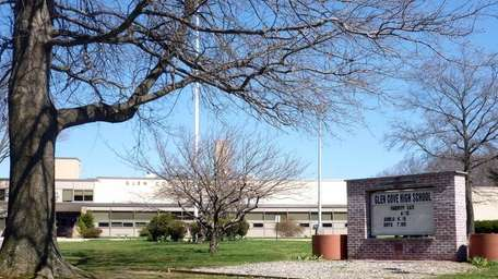 Glen Cove High School in Glen Cove. (April