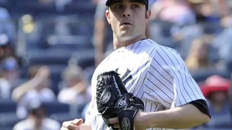 New York Yankees pitcher David Robertson looks back