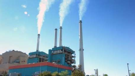 Coal-fired plants account for about 30 percent of