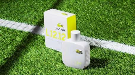 Eau de Lacoste L.12.12 Blanc is perfect for