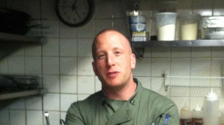 Rob Matthews is the new chef at Villa