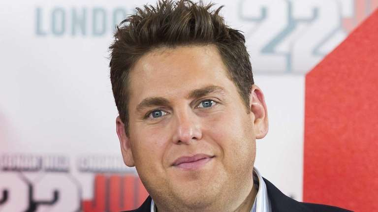 Jonah Hill attends a photocall to promote his