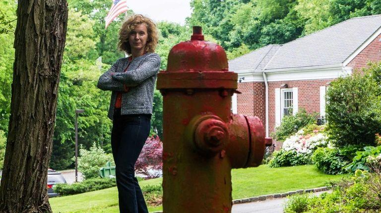 Elaine Phillips is the mayor of Flower Hill,
